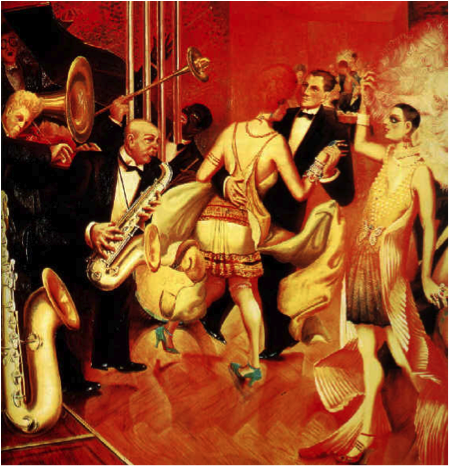 Post image for Protected: Freedom Jazz Dance: how could both Nazis and Americans oppose jazz?