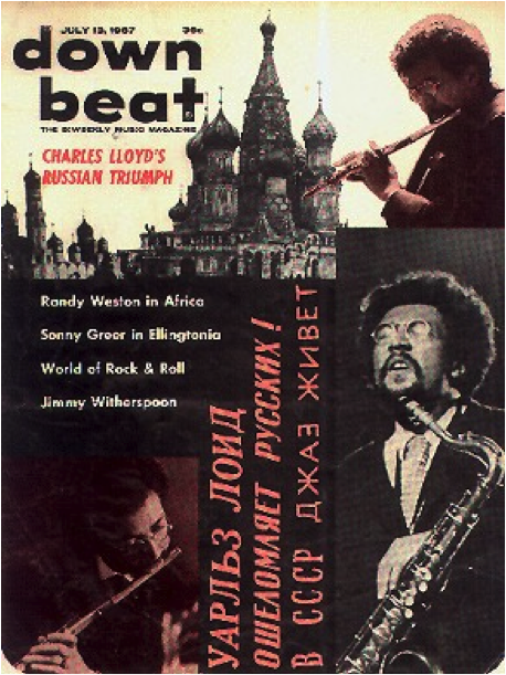 Post image for Protected: Charles Lloyd in Soviet Russia