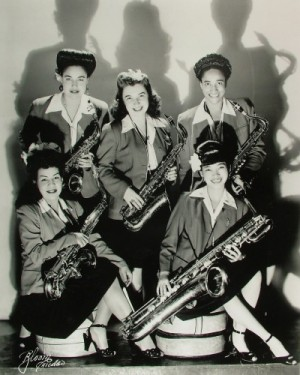 Post image for Women in 1940s Big Band: The Case of Glenn Miller