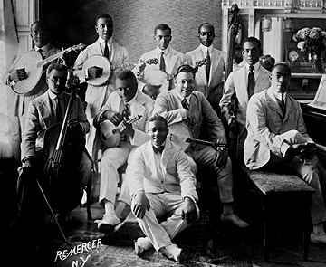 Post image for Jazz as Patriotic Music: James Reese Europe